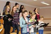 Česko zpívá koledy 2016 - OC Galerie Teplice