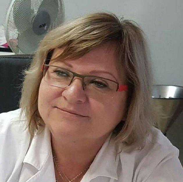 Dana Preslová.