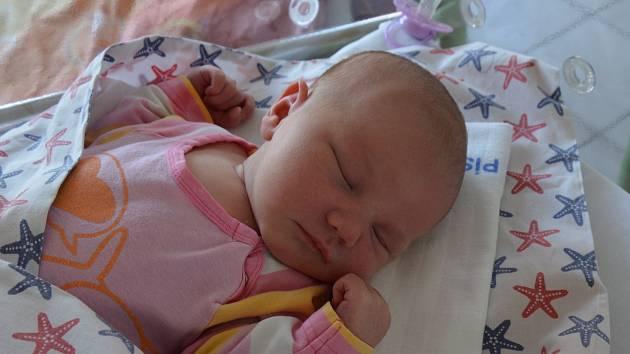 Karolína Růžičková z Bechyně. Prvorozená dcera Jany Jerhotové a Davida Růžičky se narodila 23. 7. 2019 ve 23.32 hodin. Při narození vážila 3750 g a měřila 52 cm.