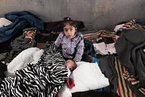 Uprchlíci.