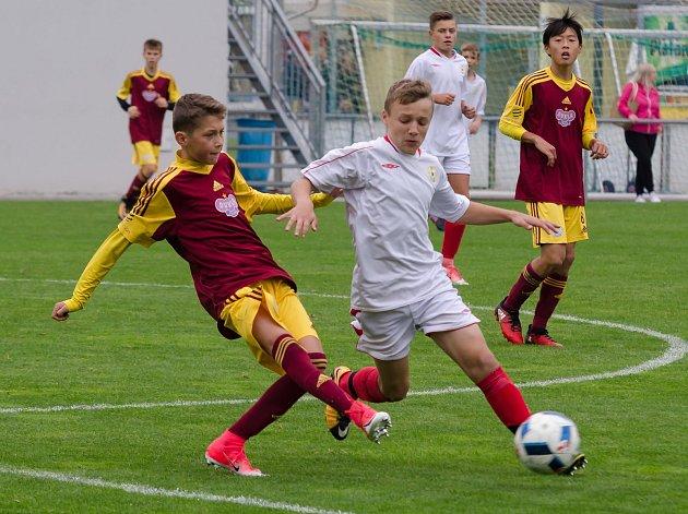 U 15 A: FC Písek - FK DUKLA Praha 4:6 (2:3)
