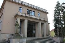 Milevsko, dům kultury. Ilustrační foto