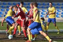 SK ZÁPY - FC Písek fotbal 2:0 (0:0).