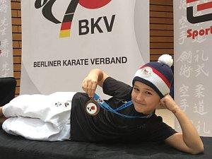 Tři medaile z turnaje v Berlíně