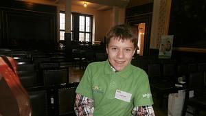 Martin Zuzek dostal ocenění.