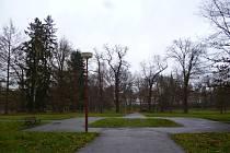 Park Bažantnice.