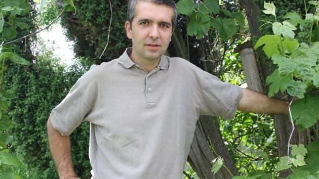Václav Skoupý z Přeborova.