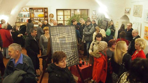 Výstava Výtvarníci Milevska a okolí - 27. ročník.