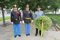 Pomník padlým vojákům padlým u Melegnana.