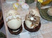 Velikonoční řemeslný jarmark v Milevském muzeu.