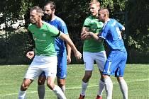 TJ Sokol Čížová - FK Hořovicko 6:0 (3:0).