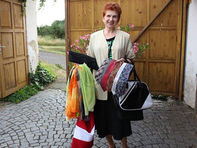 Jindřiška Lopatová z Čimelic