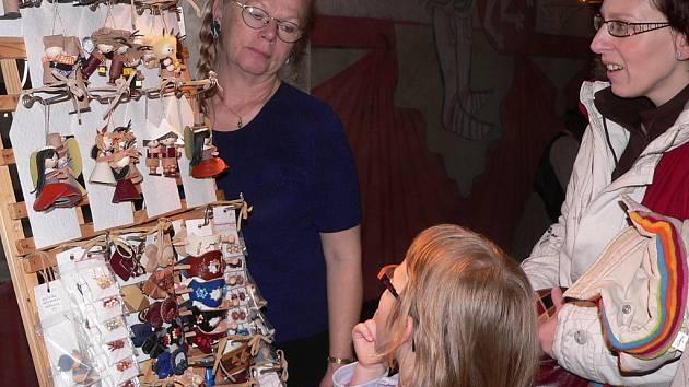Vánoční jarmark a burza minerálů v Prácheňském muzeu