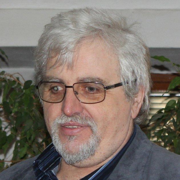 Vladimír Šindelář, spisovatel, ředitel muzea