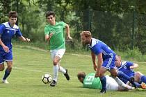 Ilustrační foto: fotbalisté  Čížové.