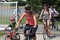 Výlet pěší i cyklistický začíná v Protivíně. Ilustrační foto.