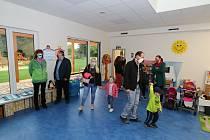 Novou školku se podařilo v Mirovicích postavit za jeden rok.