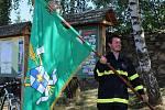 Oslavy a soutěž hasičů v Oldřichově.
