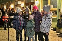 Zahájení adventu v Sepekově.