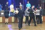 Hasičský ples v Chyškách si návštěvníci užili.