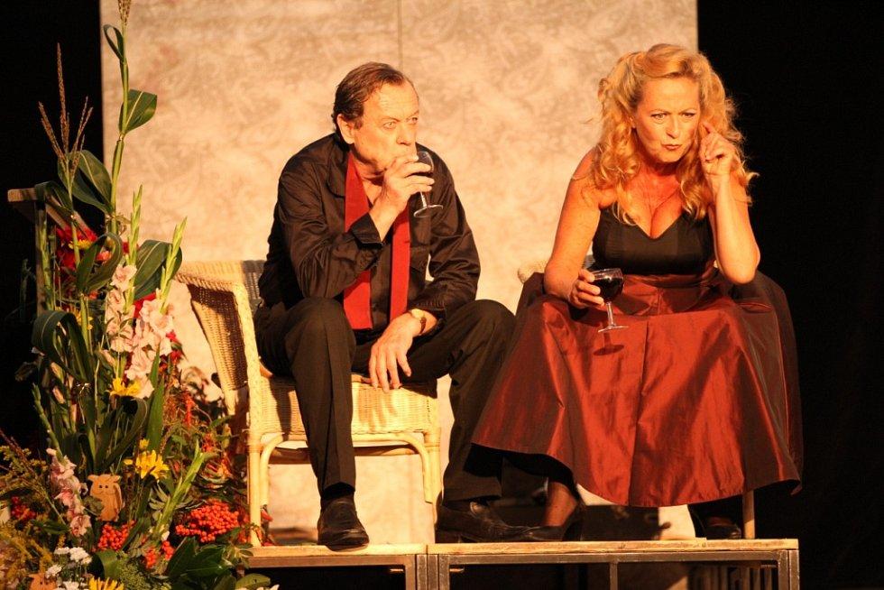 Římské noci na Hostínském divadelním létě.