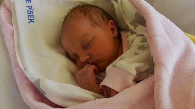 Nela Zemanová zBožetic. Prvorozená dcera Michaely Slavíkové a Ladislava Zemana se narodila 22. 8. 2019 ve 12.16 hodin. Při narození vážila 2950 g a měřila 48 cm.