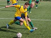 ČLD U 19 / FC Písek - 1. FK Příbram B 0:2 (0:0)