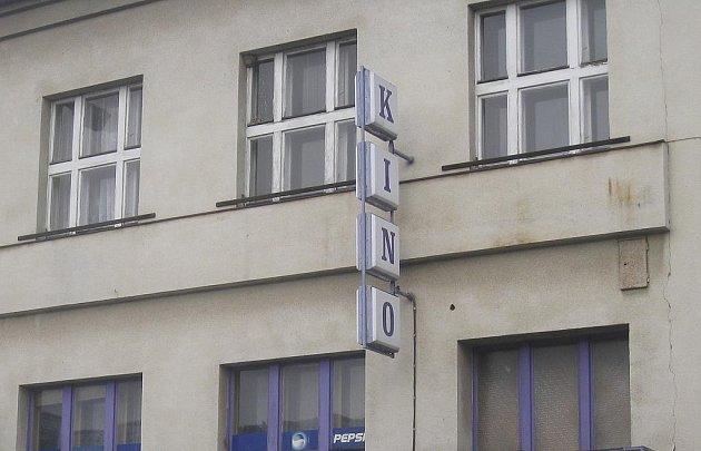 Kino v Milevsku.