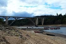 Podolský most v roce 2015.
