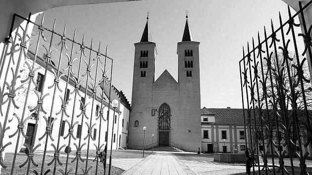 Milevský klášter.