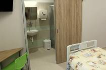 Písecká nemocnice modernizovala pokoje na chirurgii.