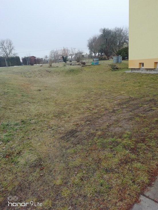 Po stopách sportovních plácků na starém milevském sídlišti (obr. 1)