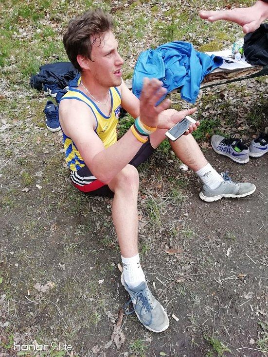 Na 59. ročník Běhu Klobásnou se vypravili i atleti z Chyšek.