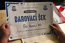 Zápas pro Terezku v Mirovicích.