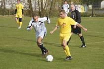 O tomto víkendu bude zahájena jarní část i dalších okresních fotbalových soutěží, přesto byla některá utkání z důvodu nevyhovujících hracích ploch odložena.
