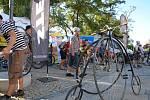 Cyklisté mají své místo v městské dopravě!