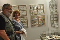 Výstava hracích karet v Prácheňském muzeu v Písku.