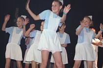 Taneční pohár Let's Dance v Písku.