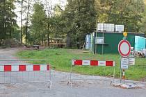 Mirotický most ve směru na Lučkovice čeká na dokončení.