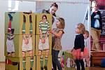 Vernisáž nové výstavy Sladovny s názvem Góóól.