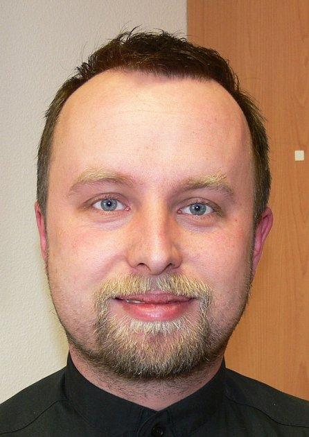Farář Filip Štojdl.