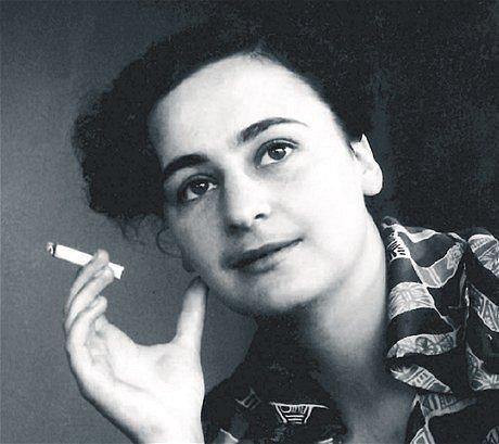 Dagmar Šimková z Písku před svým zatčením.