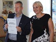 Ministr životního prostředí Richard Brabec navštívil Lety.