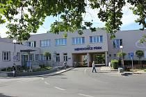 Nemocnice Písek. Ilustrační foto