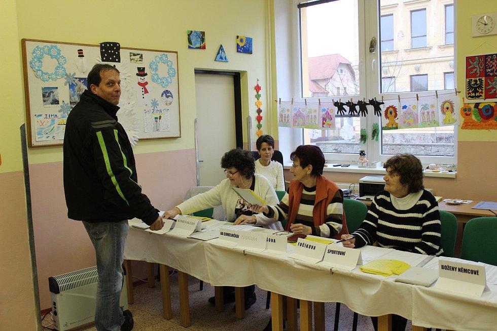 Volby v Protivíně.
