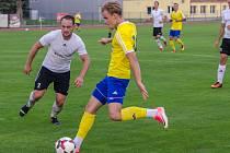 Přípravné utkání FK Soběslav - FC Písek 0:7 (0:5)