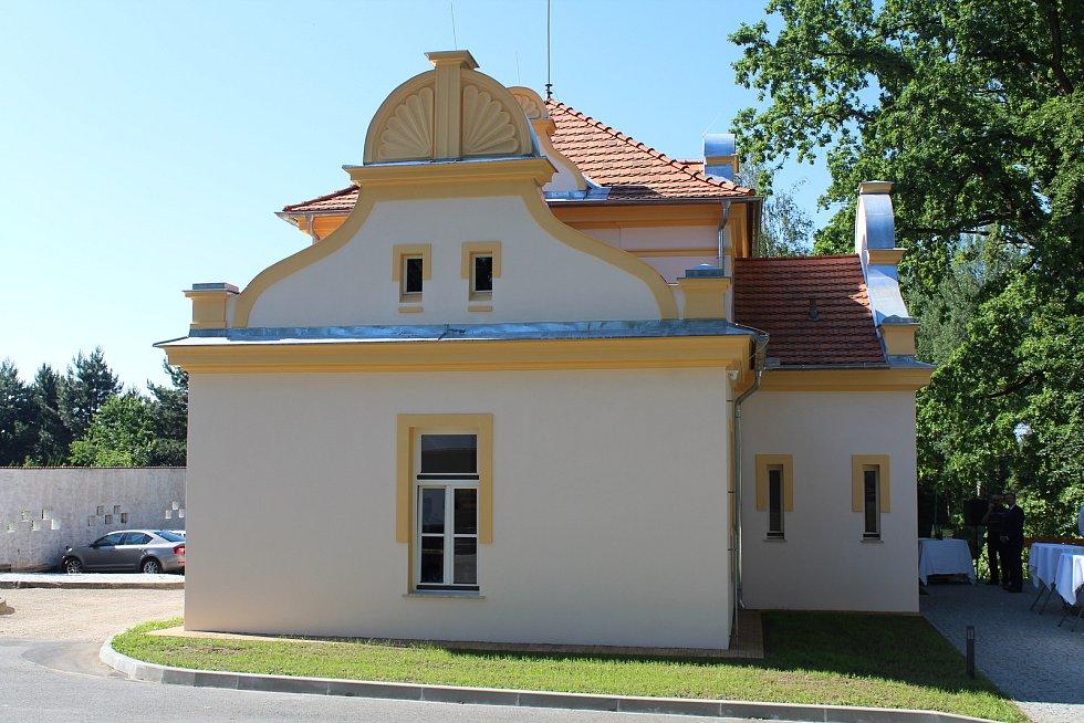 Nemocnice Písek otevřela zrekonstruovanou kapli.