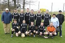 Fotbalisté SK Skály (na snímku) prohráli v sobotním zápase okresního přeboru s týmem FC Semice 2:4.