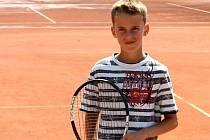 Písecký tenista Rostislav Baďura