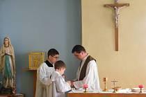 Prázdninový křesťanský pobyt.